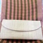 100% Hemp Handmade Clutch